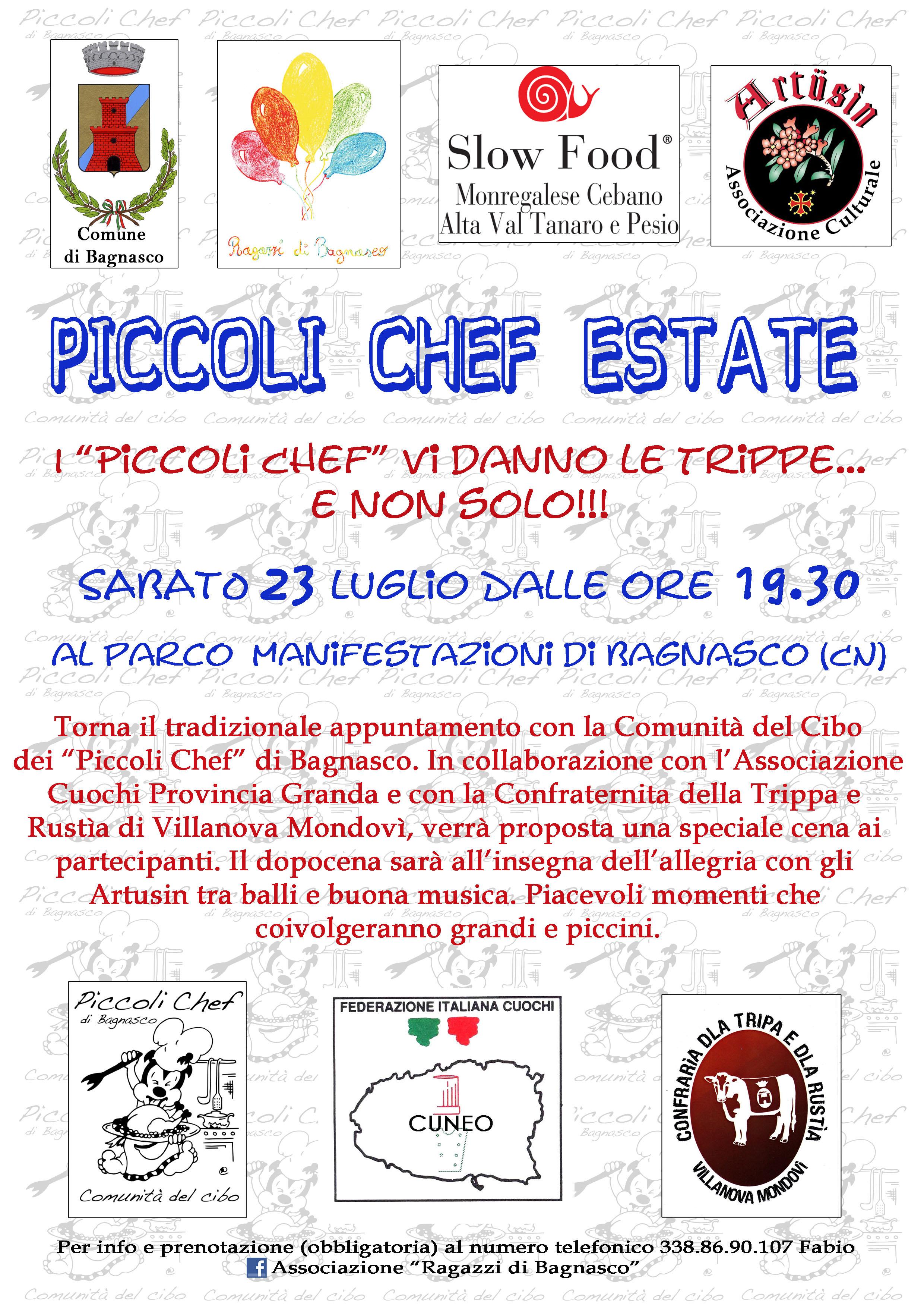 Piccoli chef estate 2016 (1)